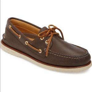Sperry Gold Cup Boat Shoes WIDE WIDTH